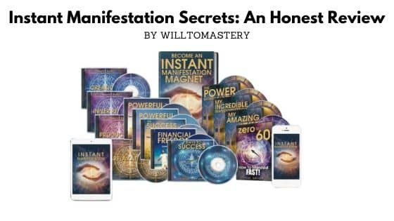A detailed Instant Manifestation Secrets Review describing my experiences