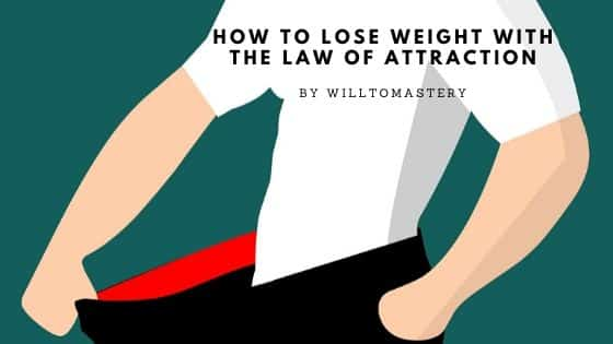 Describes ways to use the law of attraction for weight loss