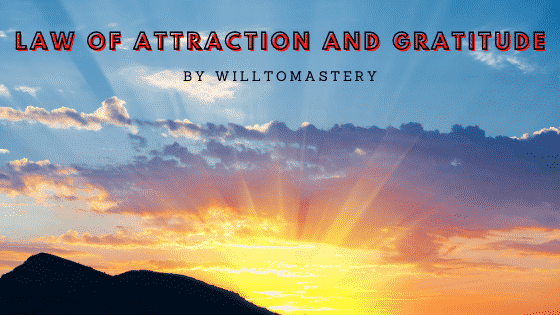 gratitude law of attraction what is it