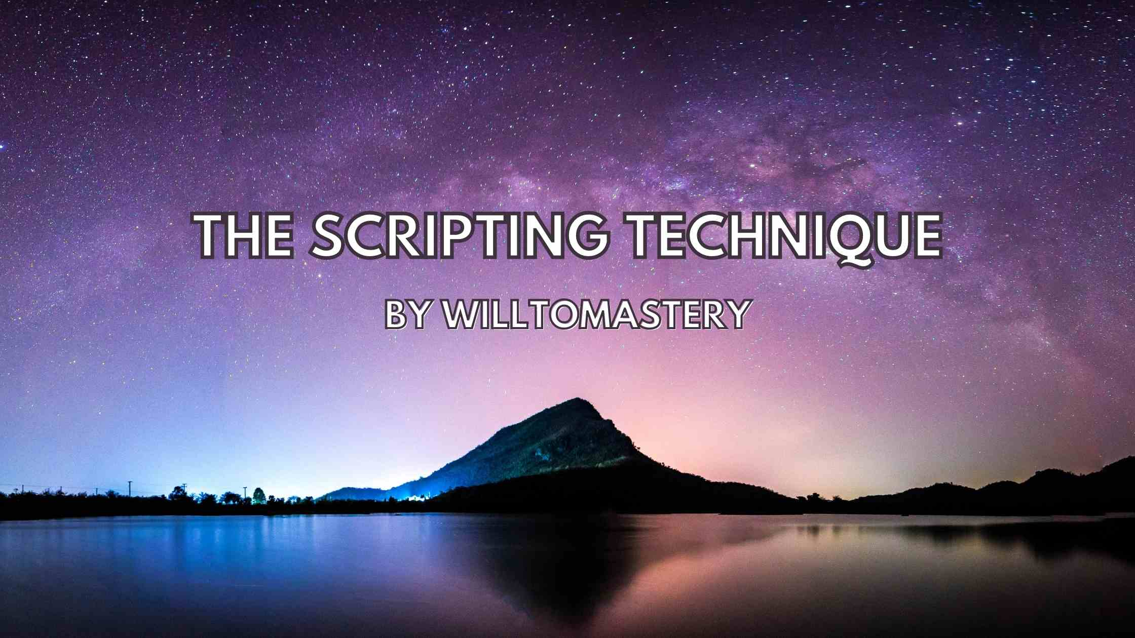 law of attraction scripting